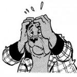 Bommel in stress
