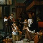 Sinterklaasavond Jan Steen