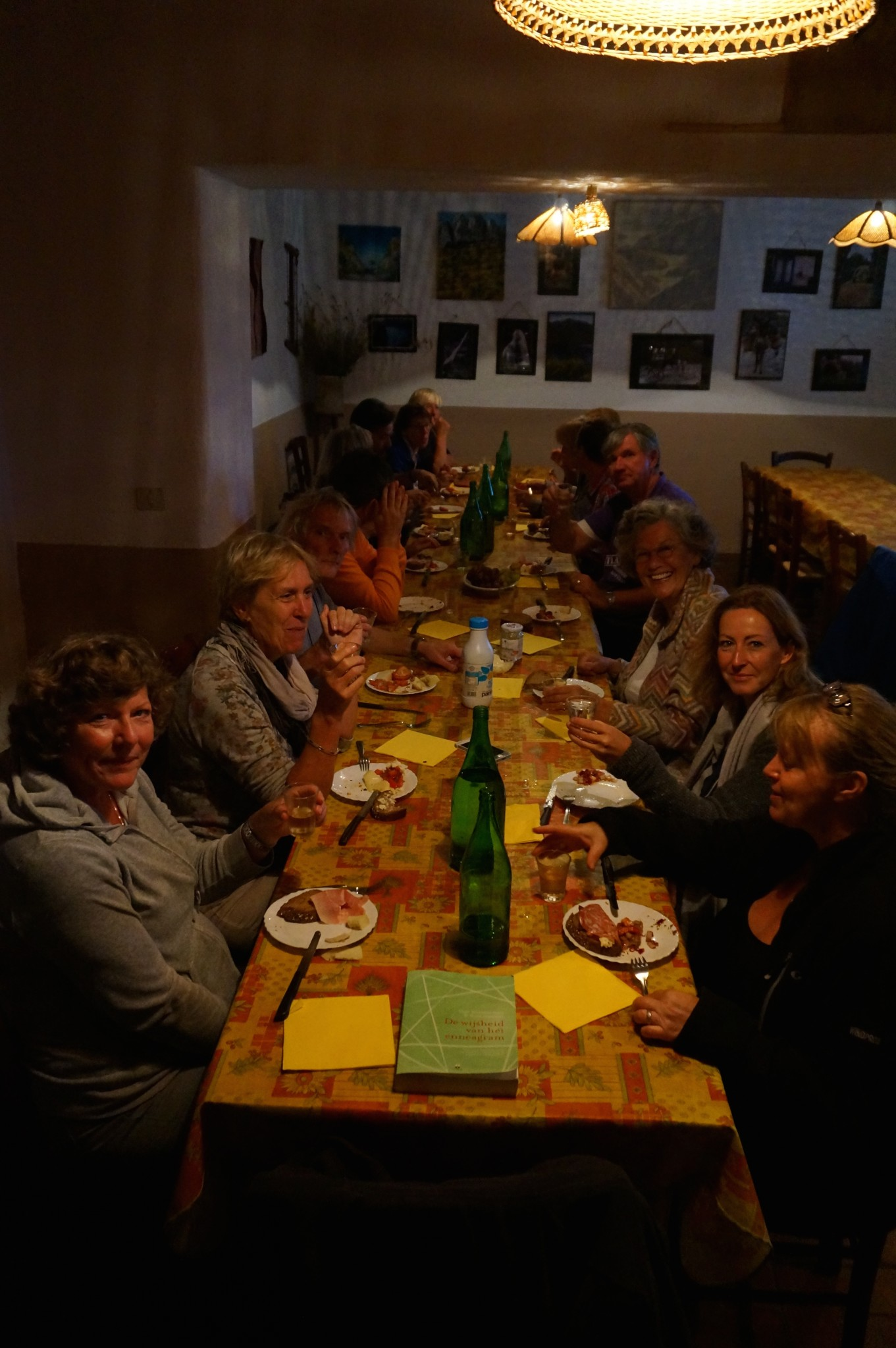 diner met 17 man